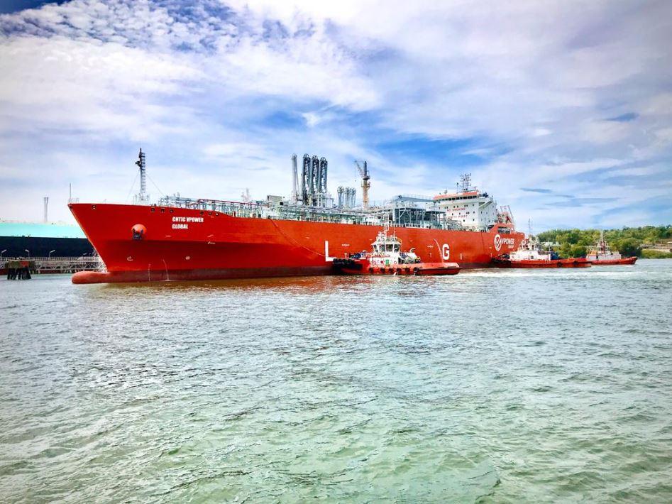 EIA: le Myanmar rejoint le cercle des importateurs de GNL