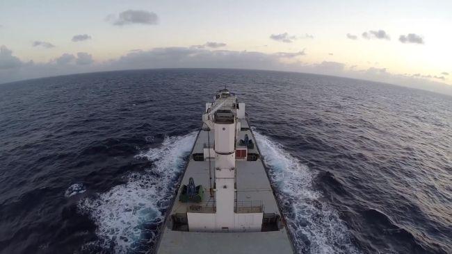 navire cargo