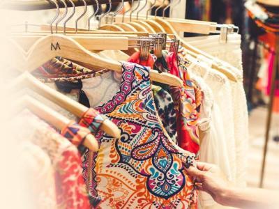 Vêtements Shopping