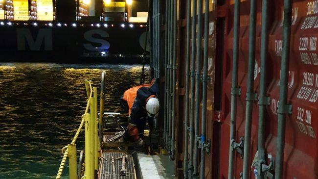 Les syndicats continuent de se battre pour se conformer à la clause de travail des non-marins