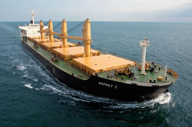 Eagle Bulk Shipping_osprey I _ vraquier sec