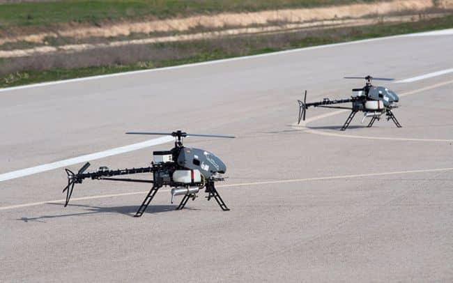 L'IAI déploie des hélicoptères sans pilote MultiFlyer pour les opérations de levé maritime, de recherche et de sauvetage