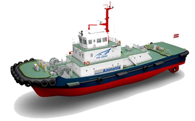 NYK-Line --- Recherche-et-conception-du-système-d'alimentation-coque-et-carburant