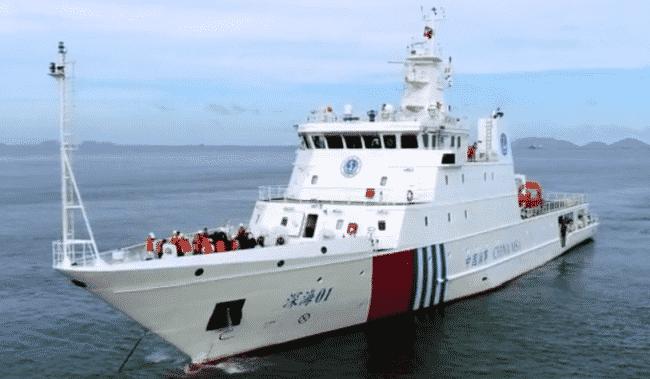 Le premier navire de sauvetage hybride électrique de Shenhai en Chine repose sur la technologie ABB pour la sécurité et la durabilité
