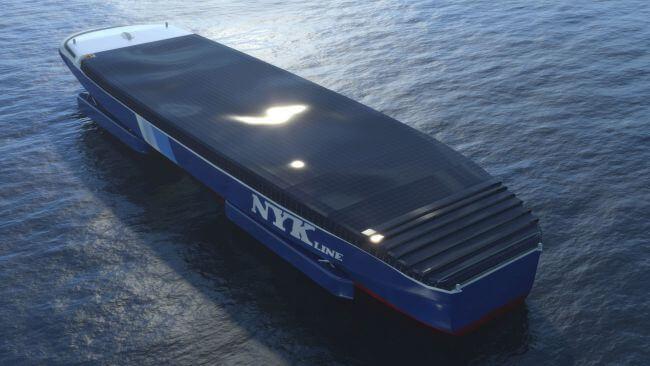 NYK classée parmi les meilleures entreprises prêtes pour une transition bas carbone