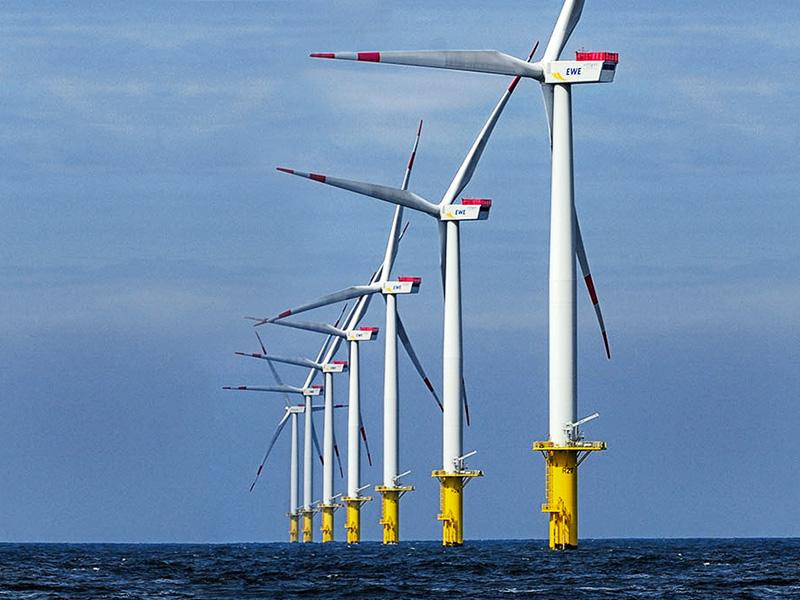 Parc éolien offshore de Riffgat