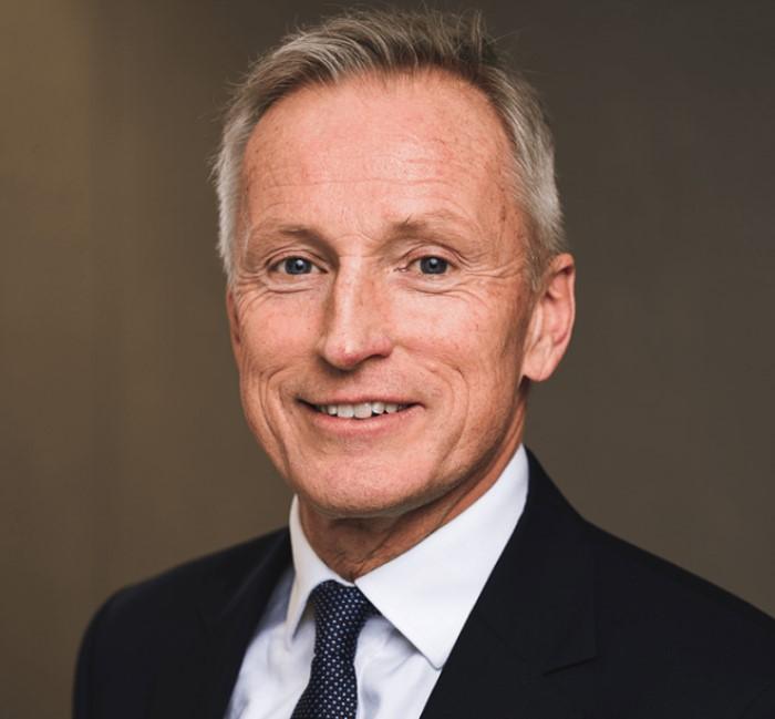PDG de Longboat, Helge Hammer.