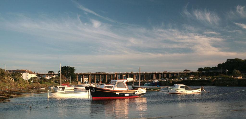 Photo de Hayle Harbour (Courtoisie de Marine-i/Photo de Hayle Harbour)