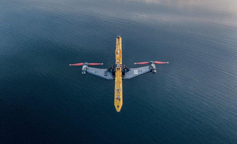La turbine marémotrice «la plus puissante» du monde exporte de l'électricité au large de la côte des Orcades