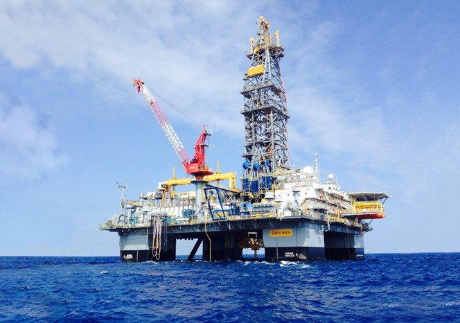 La foreuse Valaris 8505 a foré le puits de Mexico pour Eni