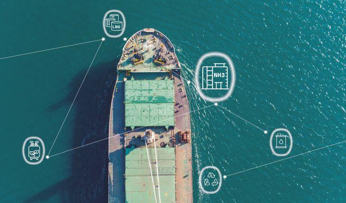 Bureau Veritas publie des règles et des lignes directrices sur l'ammoniac comme carburant marin